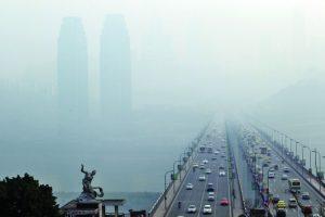 雾都重庆长江大桥