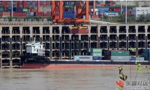 重庆寸滩保税港