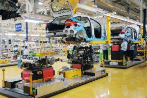 重庆汽车制造生产线